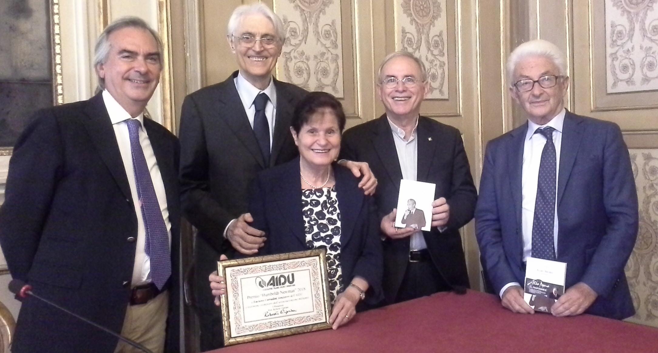 AIDU Convegno Nazionale, Napoli 19.10.2018